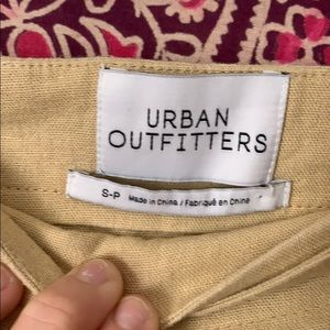 Urban Outfitters Skirts - Urban Outfitters Linen Wrap Midi Skirt
